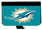 MIAMI DOLPHINS (N) SAMSUNG GALAXY & iPHONE CELL PHONE CASE LEATHER COVER WALLET
