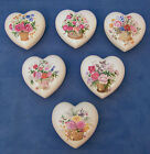 Wholesale Lot Limoge Heart Trinket Boxes Wedding Favor Party Event Gift Low $4