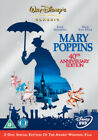 Mary Poppins DVD (2005) Julie Andrews, Stevenson (DIR) cert U 2 discs