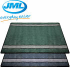 JML Magic Carpet Jumbo Non Slip Absorbent Shoe Boot Hallway Door Mat 120 x 90cm