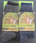 POSSUM FUR & MERINO WOOL CUSHIONED SOLE SOCKS- Free shipping