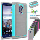 Shockproof Case For ZTE Grand X Max 2 / Max Duo LTE Hybrid Rugged Rubber Cover