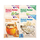 [Secret Key] Nature Recipe Mask Pack