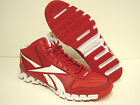 NEW Mens REEBOK Zig Nano Pro Fury V45137 Red White SAMPLE Sneakers Shoes