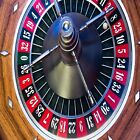 GAMBLING ROULETTE WHEEL COASTERS SET U PICK SET SIZE
