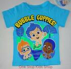 BUBBLE GUPPIES Toddler Boys 2T 3T 4T 5T Short Sleeve Tee SHIRT Top Molly Gil