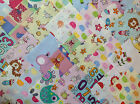 COTTON FABRIC PATCHWORK SQUARES PIECES CHARM PACK 2 3 4 5 INCH ~ CHILDRENS 2