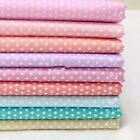 50cm*160CM Polka Dot 100%cotton fabric Quilting Quilt Clothes Bedding Sewing 002