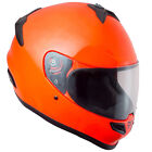 Kali Naza FRP Full Face Motorcycle Helmet International Orange