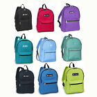 "Everest Basic 15"" Backpack School Bookbag Bag"