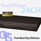 PEARL VISION 24 CHANNEL HDMI 24CH CCTV NETWORK DVR MACHINE SYSTEM WIFI 3G CLOUD
