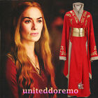 Halloween Cosplay Costume Game of Thrones Cersei Lannister Women Cosplay Costume
