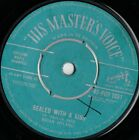 """Brian Hyland Sealed With A Kiss (16572) 7"""" Single 1962 His Master's Voice"""