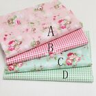 50cm*160CM Flower 100%cotton fabric Quilting Quilt Clothes Bedding Sewing DIY13