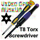 Torx T8 Security Screwdriver Tool Open Xbox 360 Controller & PS3 Slim System