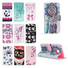 Painted Pattern PU Leather Wallet Case for Samsung Galaxy A3(A3100) 2016 JMHG