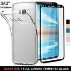 Samsung Galaxy S7 Edge Curved 9H Gorilla Glass Tempered 3D Screen Protector