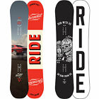 Ride Burn-Out Burnout Men's Snowboards All Terrain Freestyle Hybrid 2016 NEW