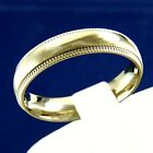New Stainless Steel Unisex Engagement Wedding Anniversary Band Bridal Ring