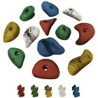 12 Climbing Holds Grips Stones Fun for Children and Adults