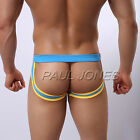 Men's Sexy Backless Underwear G-string Thongs Jockstraps Underpants Size S M L