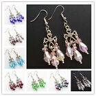 A pair Of Beautiful Crystal Earring XX722