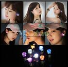 One Pair LED Glowing Light Up Led Blinking Ear Stud Club Evening Party Earrings
