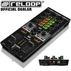 Reloop Mixtour 2-Channel All-in-One DJ Midi Controller - iOS Android USB PC Mac