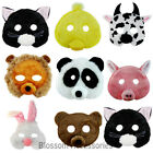 AS189 Animal Plush Mask Child Costume Set Book Week Halloween Costume Accessory