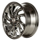 03159+Refinished+Lincoln+Mark+Series+1995%2D1998+16+inch+Chrome+Left+Wheel