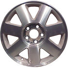 03477 Factory, OEM Refinished 16 inch Wheel, Silver Painted