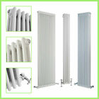 Traditional Column Radiators - Vertical Cast Iron Style Central Heating Rads UK