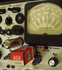 50 Volt Hickok Tested Boxed Vacuum Tubes - NEW