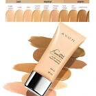 Avon Ideal Flawless Nude Matte Fluid Make Up Foundation Various Shades Boxed