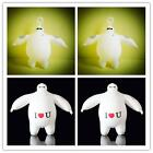 Soft Silicone Stress Pressure Release Vent Anti-stress Baymax Ball Doll Toy SY