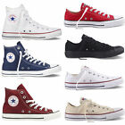 Converse Chuck Taylor As Core OX Low  HI All Color All Star Sneakers Men Women