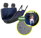 ✔ New 2 in 1 Waterproof Dog Car Seat Cover Hammock Boot Mat Liner Protector ✔