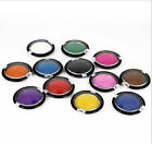Popular Hair Color Temporary Hair Dye Chalk Compact Candy Pressed Powder Colors