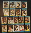 1989-90 OPC PITTSBURGH PENGUINS Select from LIST NHL HOCKEY CARDS O-PEE-CHEE