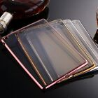 For iPad Min 2/3/4 Air Pro Crystal Case Slim Transparent Back Soft Rubber Cover