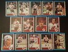 1989-90 OPC NEW JERSEY DEVILS Select from LIST NHL HOCKEY CARDS O-PEE-CHEE