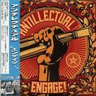 ANTILLECTUAL - ENGAGE! USED - VERY GOOD CD
