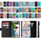 "For Asus ZenFone 3 5.5"" ZE552KL Design Flip Card Wallet POUCH Case Cover + Pen"
