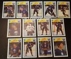 1988-89 OPC BUFFALO SABRES Select from LIST NHL HOCKEY CARDS O-PEE-CHEE