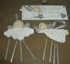 ANGELS ~ WALL PLAQUES AND WIND CHIMES ~SHABBY CHIC