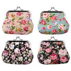 Joe Cool Small Floral Fabric Coin Purse Various Colours 54415 RRP £5!