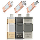 3 IN 1 iFlash Drive USB U Disk Memory Stick OTG for iPhone IOS Android iPad PC K