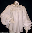 Ladies Medieval Tudor Renaissance chemise blouse sizes
