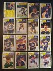 1983-84 OPC LOS ANGELES KINGS Select from LIST NHL HOCKEY CARDS O-PEE-CHEE