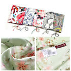 Luxury 100% Mulberry Silk Pillowcase Charmeuse Pillow Case Spring Pattern